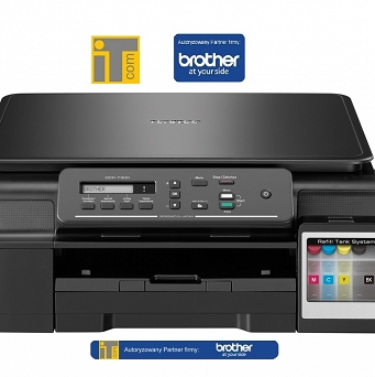 Brother DCP-T300 3w1 +promo Back to School