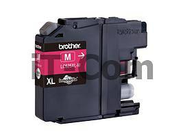 Brother LC-525XL-M , LC525XLM tusz Magenta
