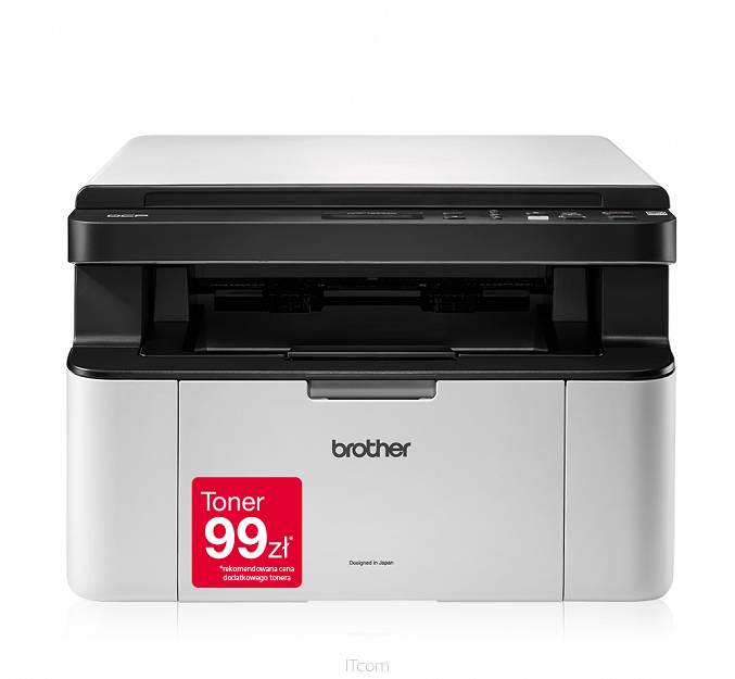 Brother DCP-1623WE 3w1 A4 WiFi Toner Benefit