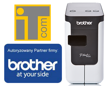 Brother PT-P700 drukarka etykiet