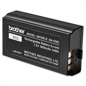 Brother akumulator LI-ION BA-E001 do PT-E/H3**